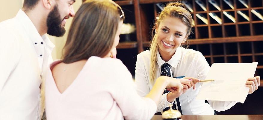 competenze del receptionist