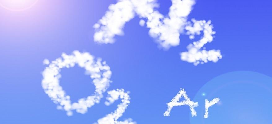 composizione dell'aria