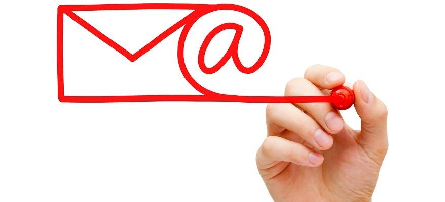 scrivere una mail