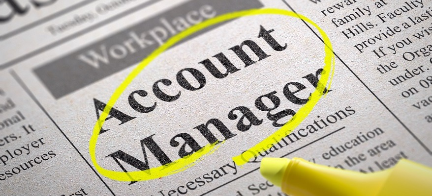 come diventare account manager